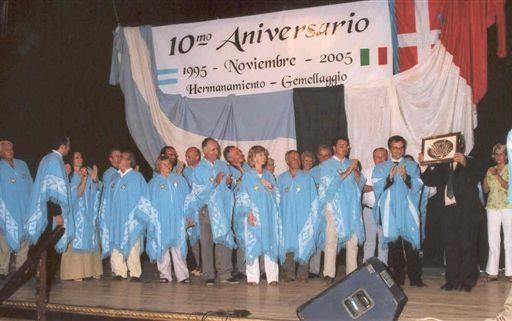 Gemellaggio con Comune in Argentina