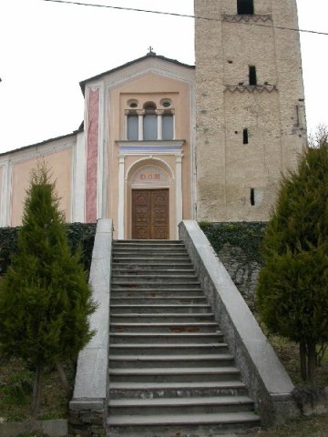 Chiese e cappelle Bagnolo Piemonte