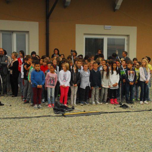 Inaugurazione Scuola Bagnolo
